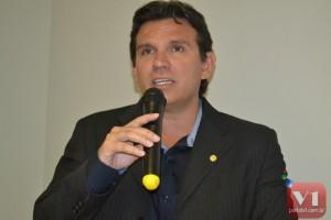 Delegado regional Marllos Sampaio