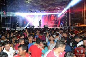 A festa foi uma das mais participativa da historia de Pimenteiras