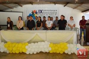 IX Conferência Municipal de Assistência Social de Lagoa do Sitio
