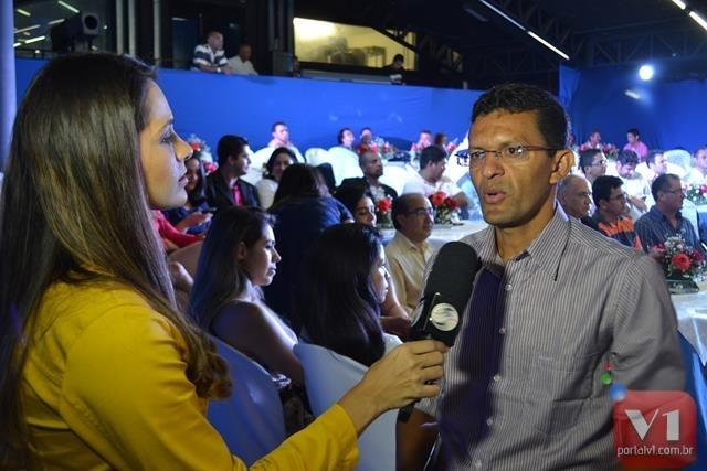 Secretário de Agricultura Reinaldo Paiva