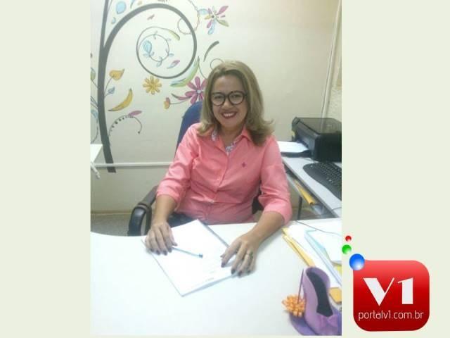 Geane Vieira presidenta do PT municipal