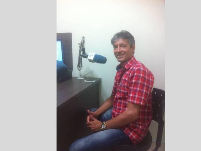 Presidente do Solidariedade Marcelo Costa