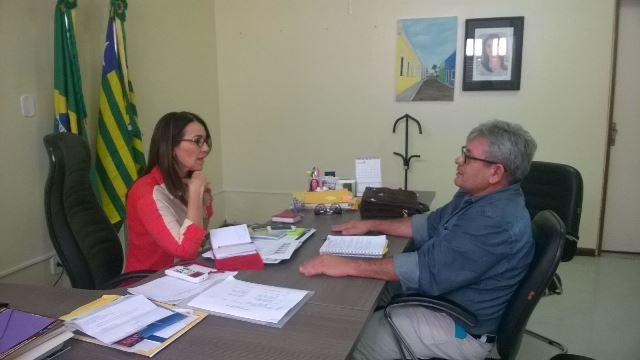 Margarete Coelho e Rubens Alencar