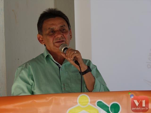 Prefeito de Lagoa do Sitio, Antonio Ditoso