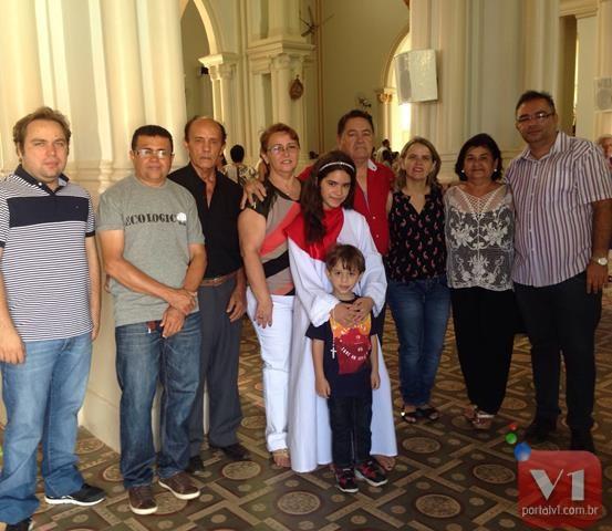 A celebração foi realizada na Igreja Matriz de Picos.