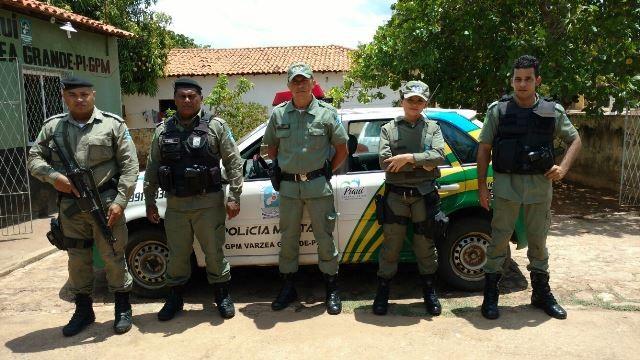 Resultado de imagem para FOTO DA POLICA DE VALENÇA PI