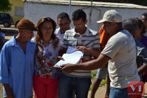 Em Pimenteiras o Garantia Safra beneficiará 1978 agricultores
