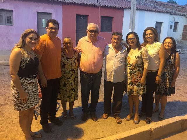 Deputado visita Pimenteiras