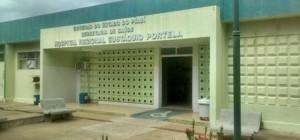 Hospital Regional Eustáquio Portela