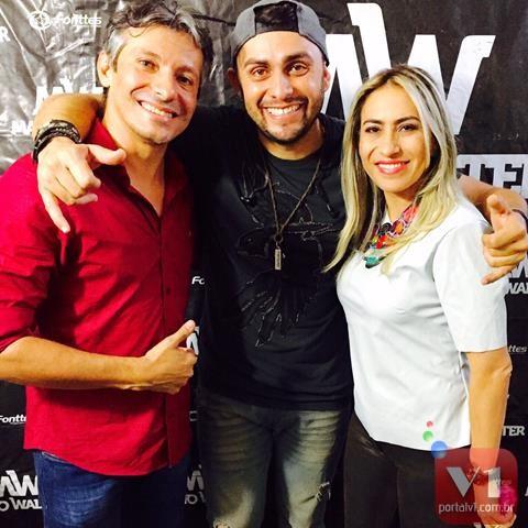 Marcelo Costa, Mano Valter e Josy Maia