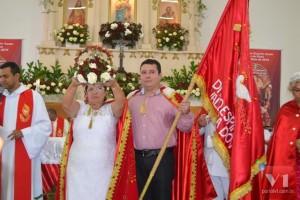 Pré-festejo do Divino Espírito Santo em Valença do Piaui