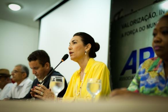 vice-governadora do Piauí, Margarete Coelho