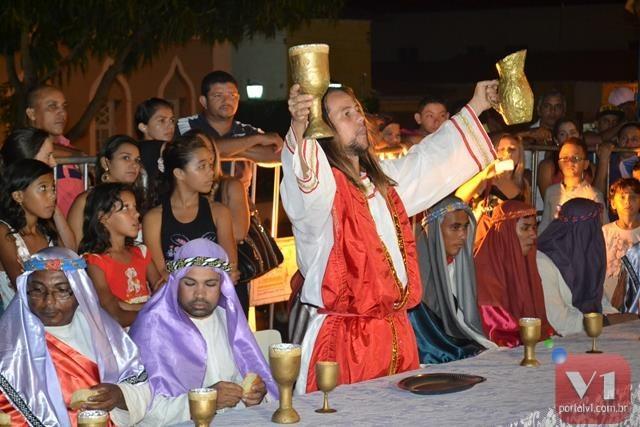 Paixão, Morte e Ressureição de Jesus Cristo