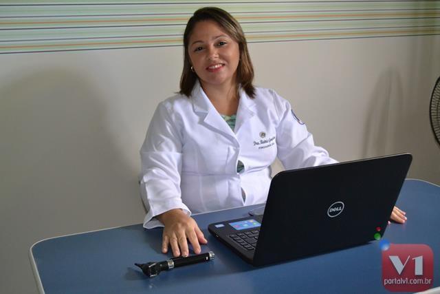 Fonoaudióloga Biatriz Gonçalves