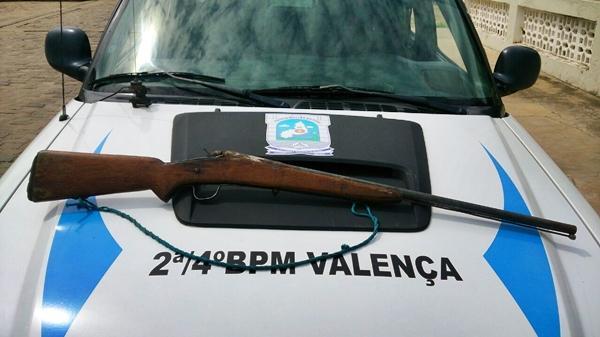 Policia Militar de Valença