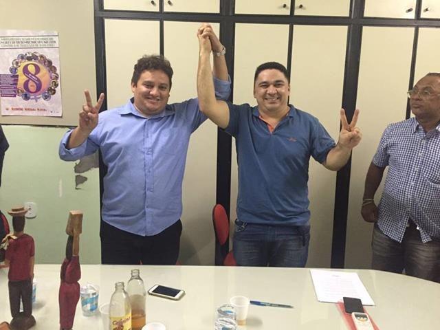 Getulio Gomes e Devaldo Nunes