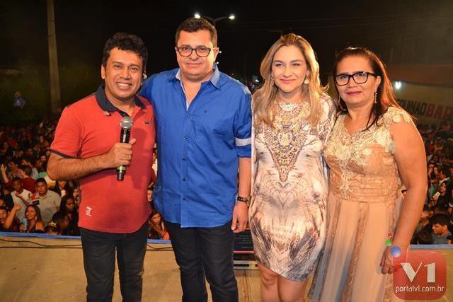 Zé Cantor, Venicio do Ó, Carmelina Castro e Lucia Lacerda