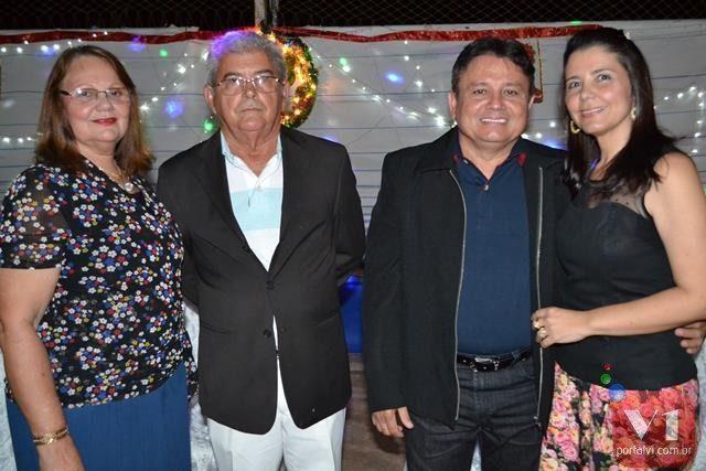Ineide Lima Verde, José Valmir, Carlos José e Francisca Iris