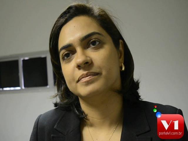 Juíza eleitoral Drª Keylla Ranyere Lopes Teixeira Procópio