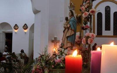 Festa da padroeira de Valença chega ao final com tradicional carreata. Fotos e video