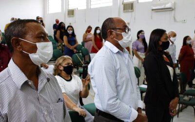 Paulo César toma posse de seu segundo mandato como prefeito de Francinópolis