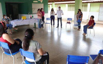 Educação de Valença realiza encontros e reuniões para início do ano letivo