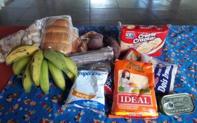 Secretaria de Educação faz entrega de kits de alimentação escolar em Valença