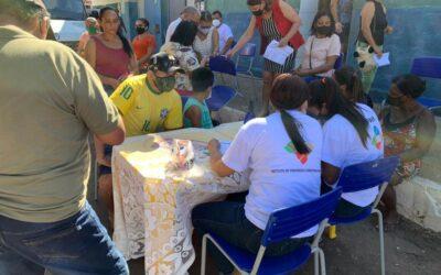 Projeto Ação Popular teve início na cidade de Novo oriente