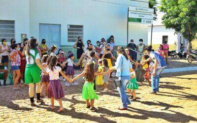 Unidade Escolar Miguel Lidiano da Isidoria realiza Desfile de 07 de Setembro