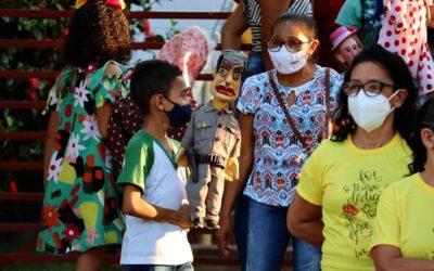 1º Desfile Literário foi realizado com grande sucesso em Francinópolis
