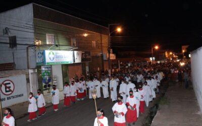Paróquia celebra encerramento do Festejo de São Francisco de Assis em Valença do Piauí